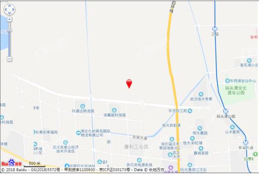 中国铁建江语城位置图