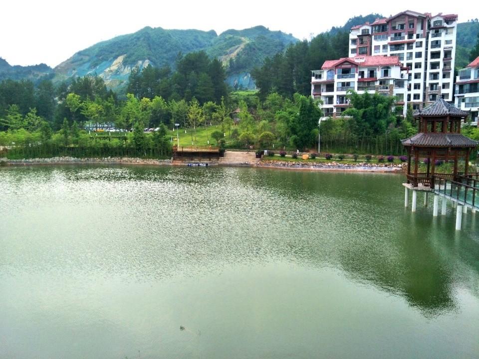 贵州桐梓·上天池实景图