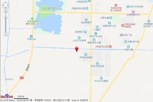 祥生西江樾交通图