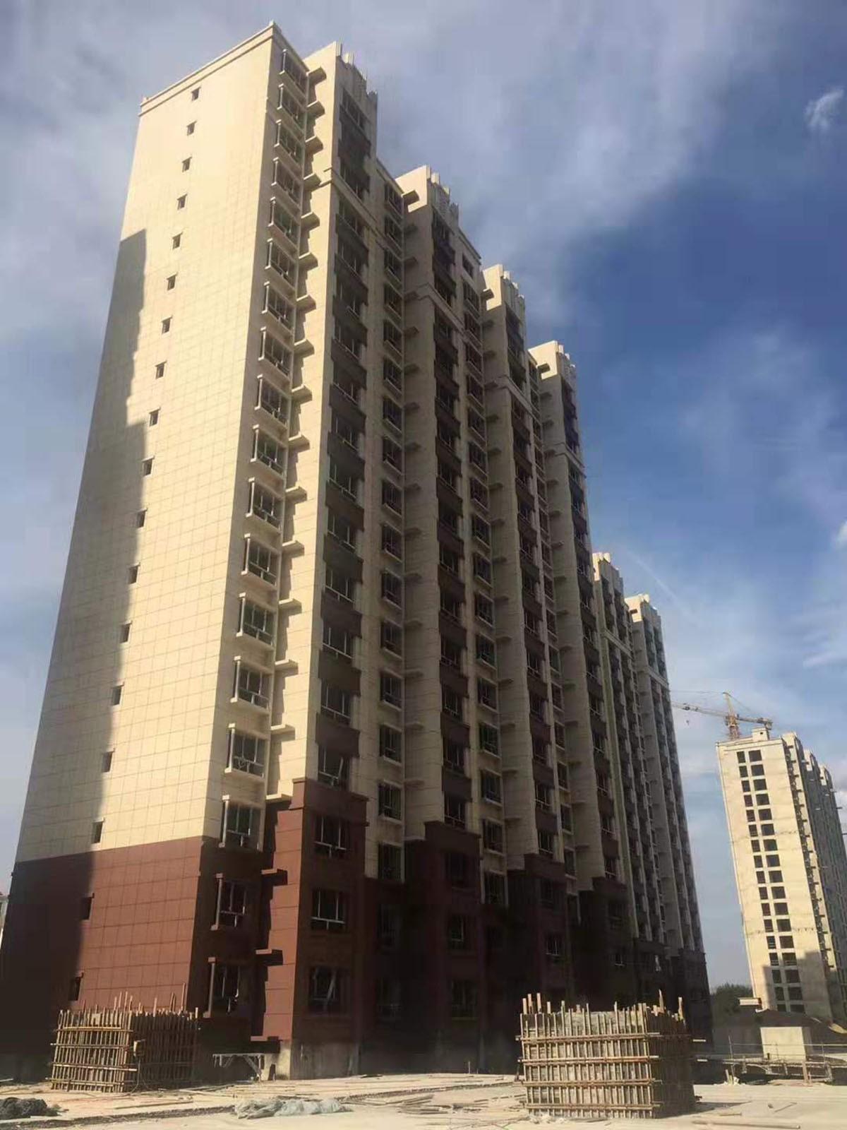 富悦城实景图