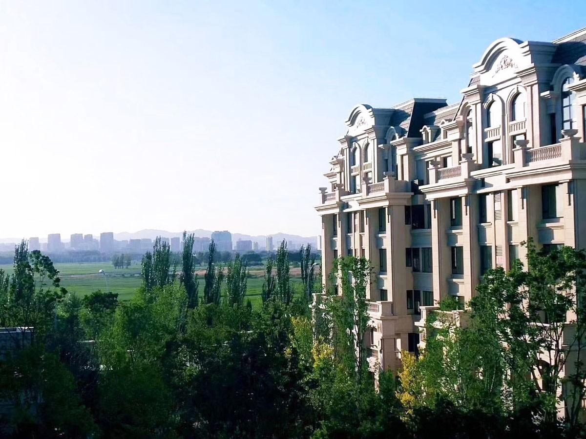 邦成·宫园墅实景图