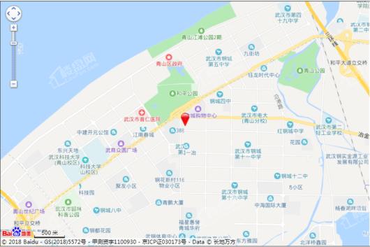 奥园滨江国际交通图