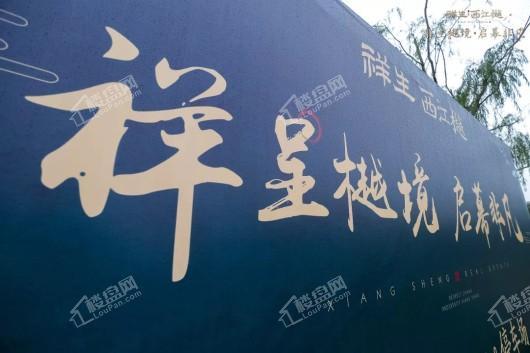 祥生西江樾实景图