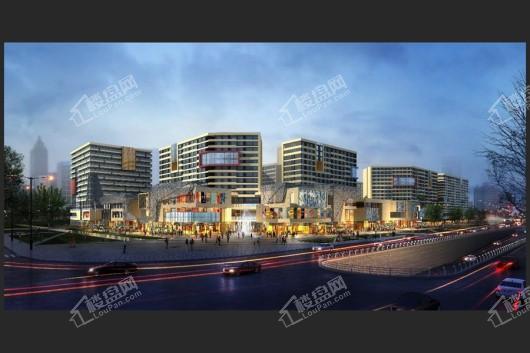 碧桂园·星港国际(商用)楼栋外立面