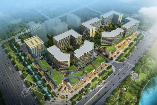 碧桂园·星港国际(商用)项目总规划