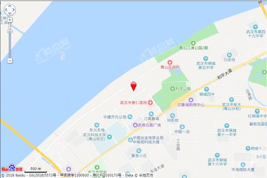 御江壹品青山樽交通图