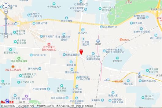 金鑫国际大厦交通图