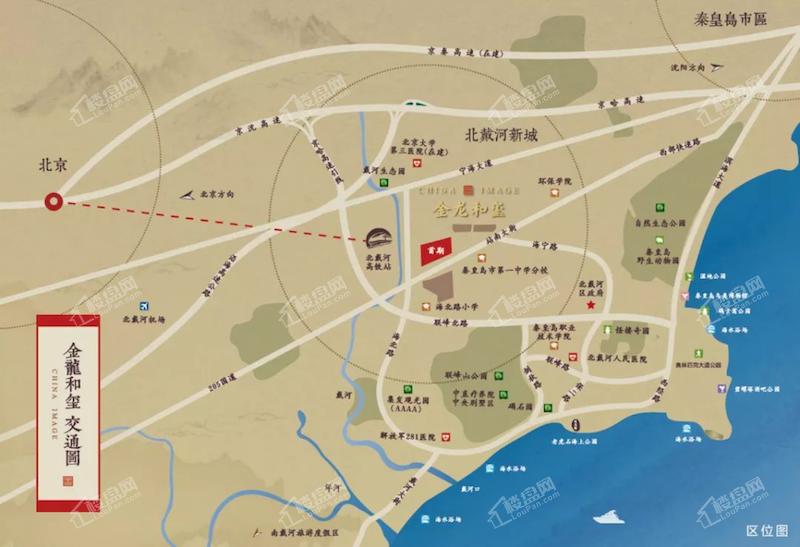 金龙和玺位置图