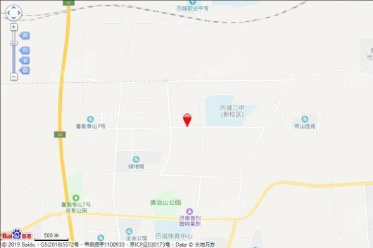 鲁坤天鸿·创谷交通图