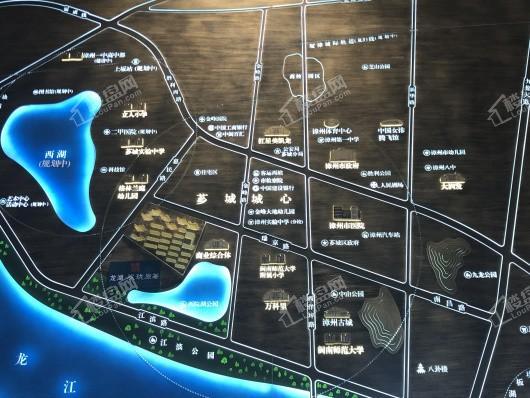 龙湖双珑原著交通图