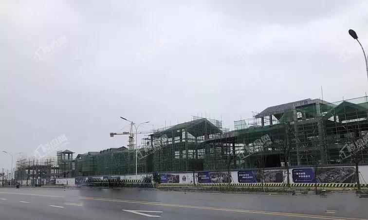 赣商中心洪城里实景图