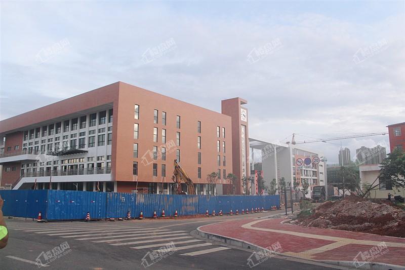 北京八中北海分校新校区实景图