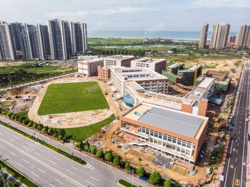 周边配套-北京八中北海分校新校区