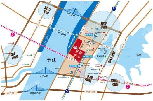 联投中心位置图