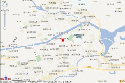 碧桂园中梁凤鸣公馆交通图