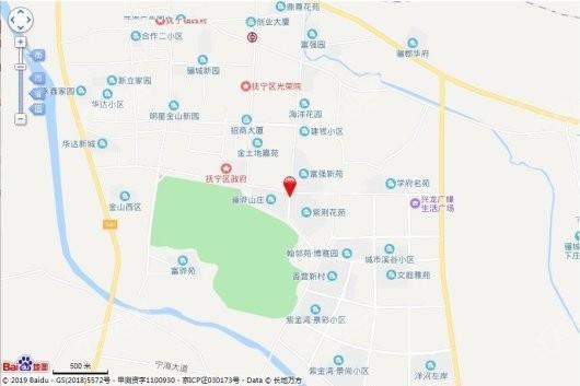 碧桂园·静雅芳庭交通图