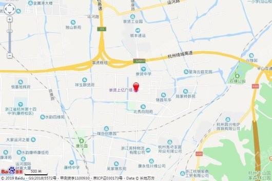 承安HYGGE源翠府交通图