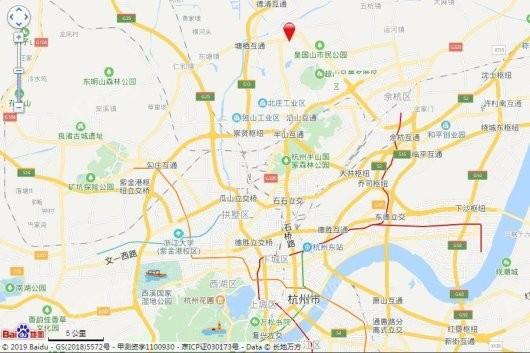 观棠明月交通图