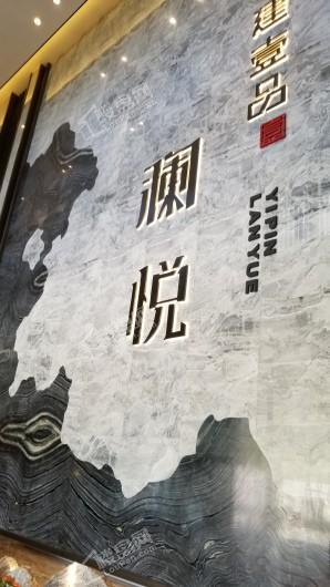 中建壹品澜悦实景图