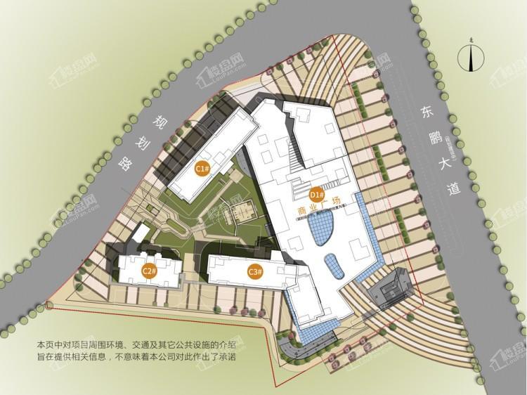 万科尚城位置图