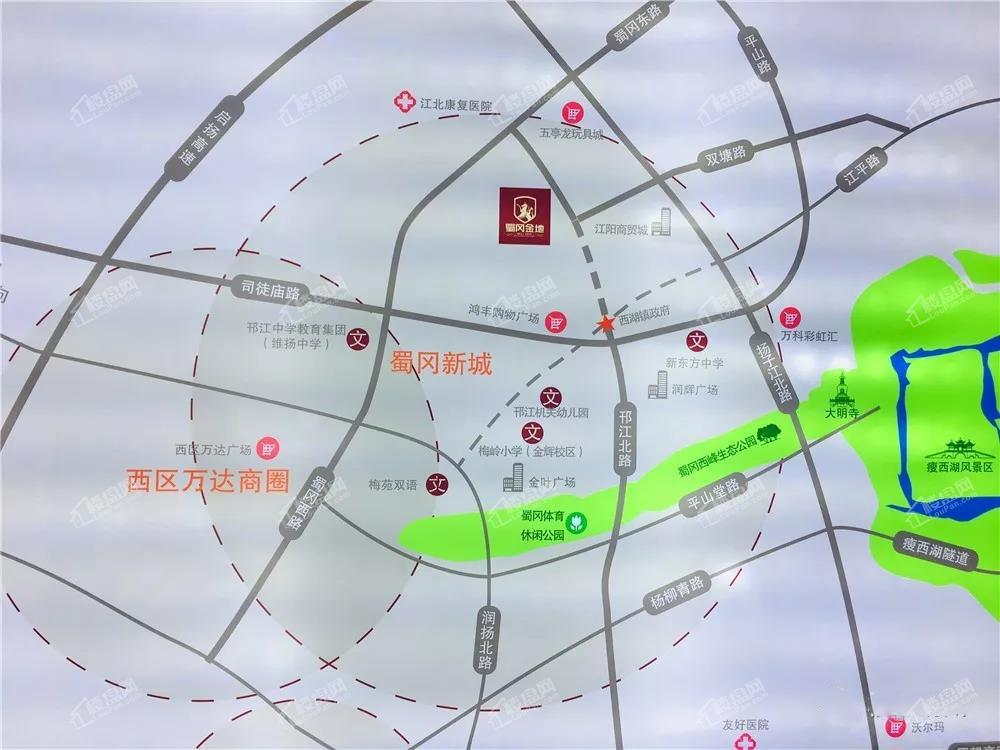 格林公馆位置图