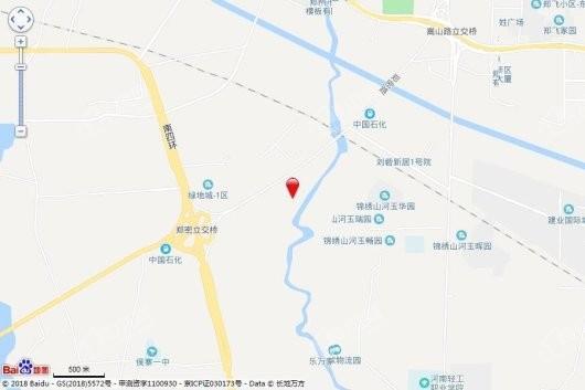 郑州华侨城交通图