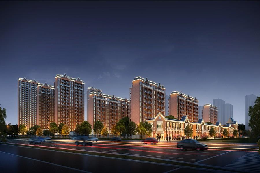 北京城房时代樾府