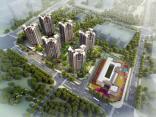 中国铁建湖心公馆:在售建面约104-128㎡跃层复式产品