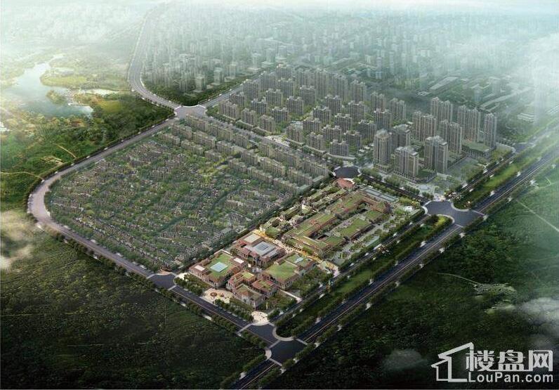 中城国际城效果图