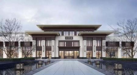 碧桂园大学印象效果图