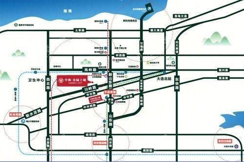 中海公园上城位置图
