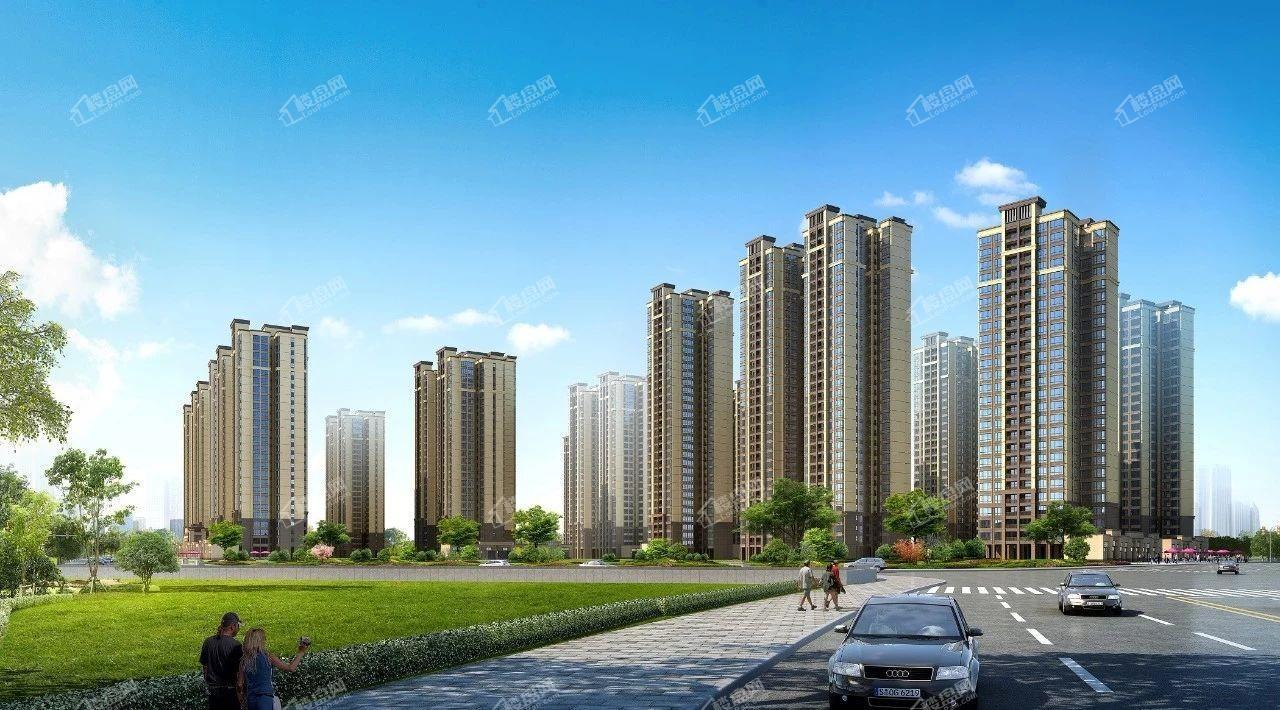颐华·雍和城效果图