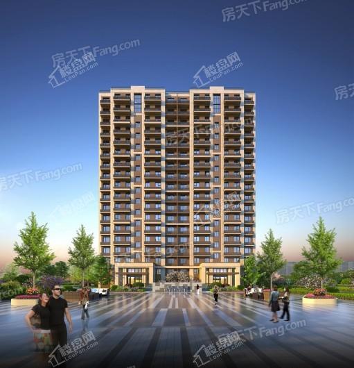 中国铁建·国际公馆楼栋