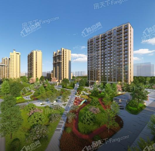 中国铁建·国际公馆社区
