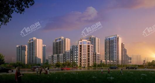 中国铁建·国际公馆社区规划