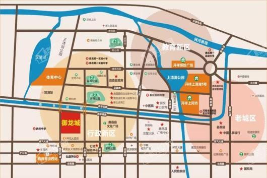 开祥·御龙城交通图