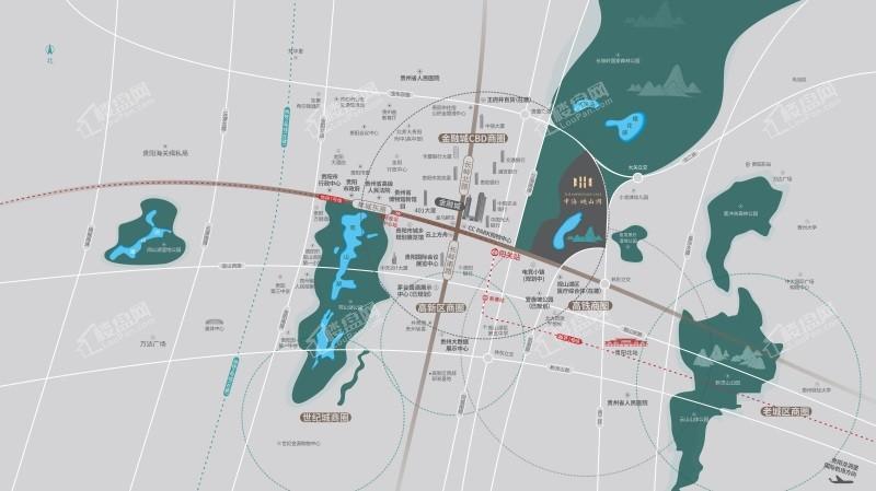 中海映山湖位置图