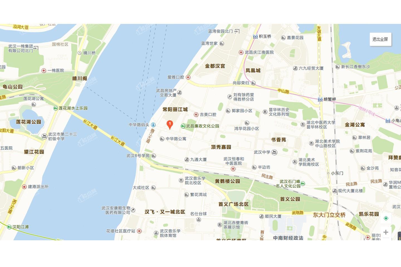 华东天地位置图