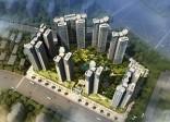 鴻潤騰韻花園在售住宅產品均價12000元/㎡起