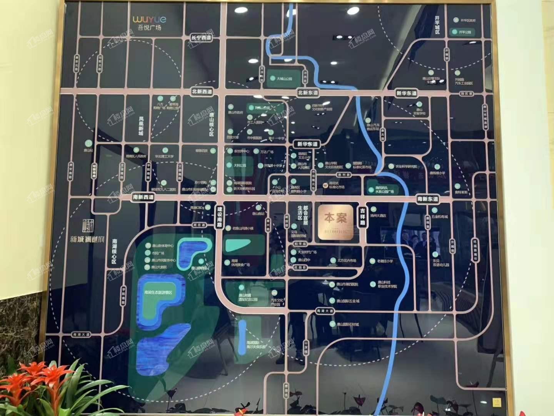 新城瑞府位置图