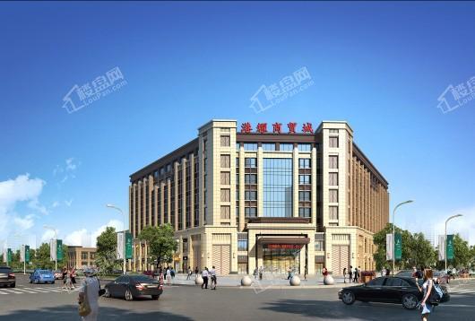 吉安港耀商贸城高清图