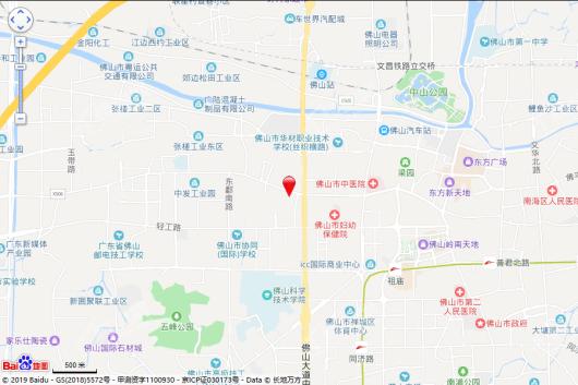 东建世纪锦园交通图