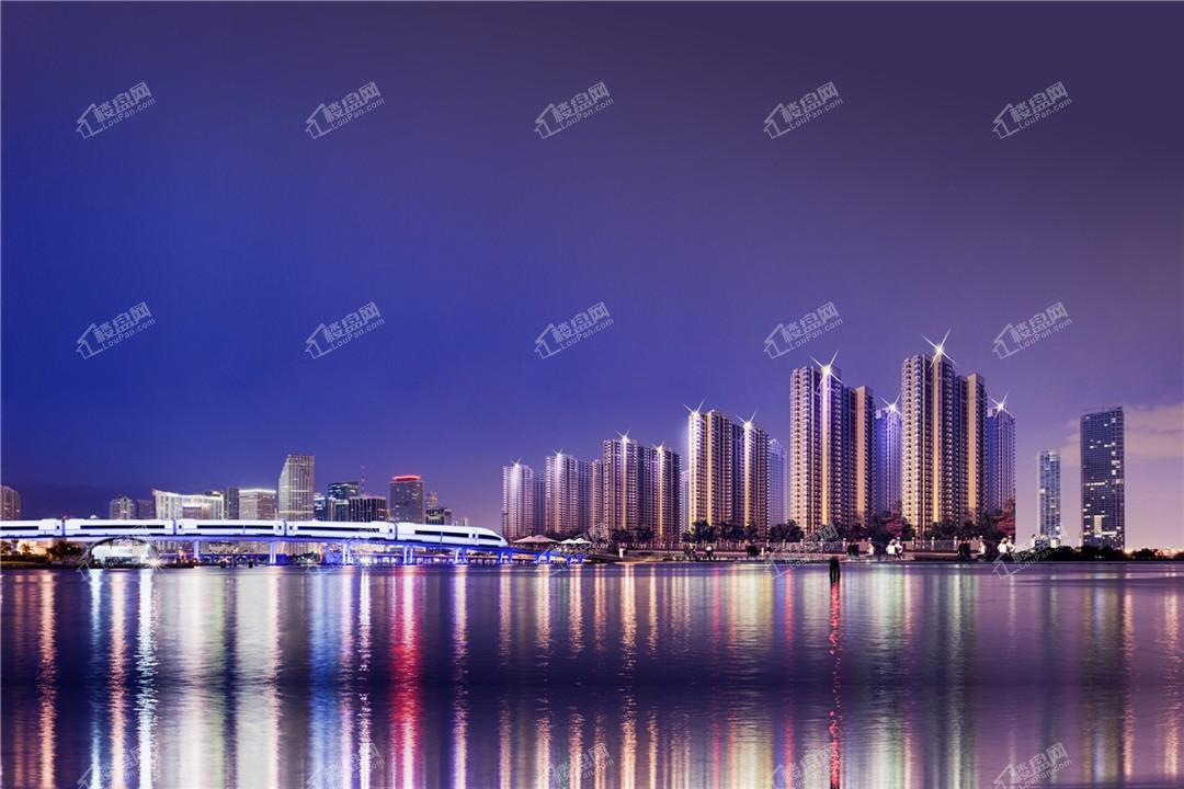 紫菱东岸效果图