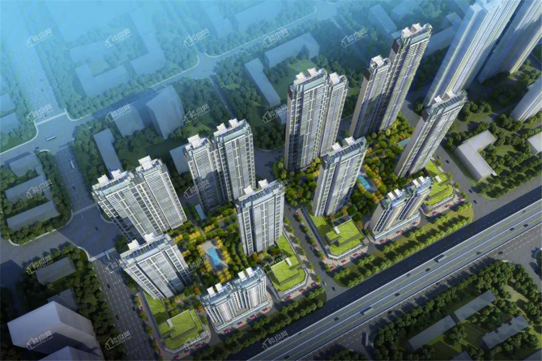 龙湖春江郦城商铺效果图
