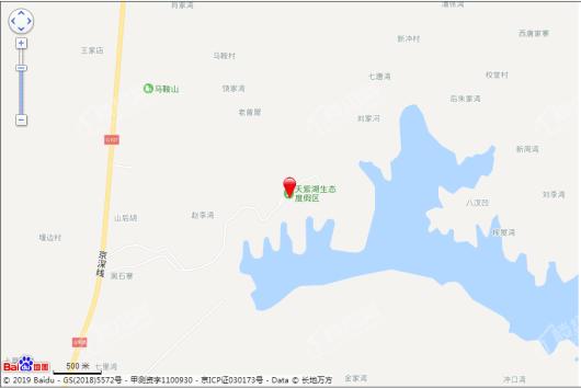 九里江南交通图