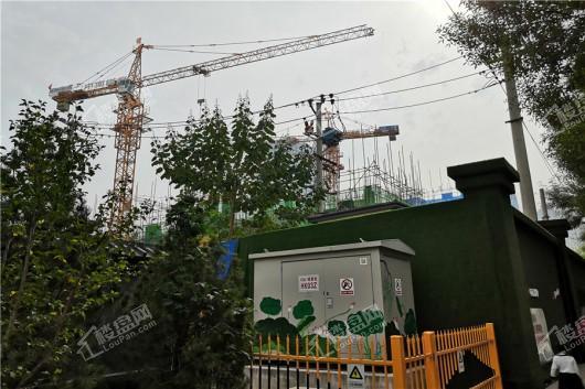 中南·樾府实景图