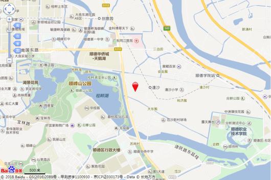 华侨城·欢乐海岸PLUS·蓝岸公寓交通图