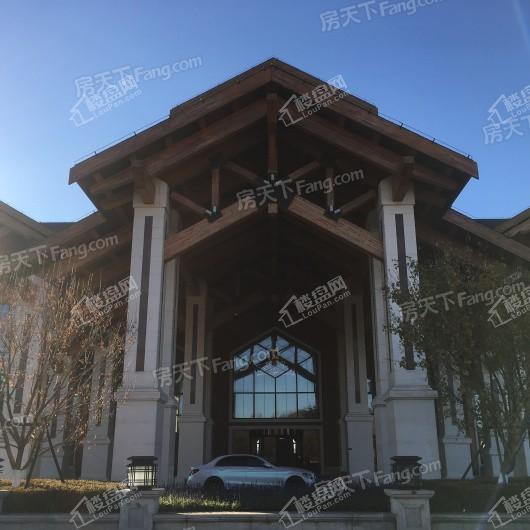 碧桂园翡翠山实景图