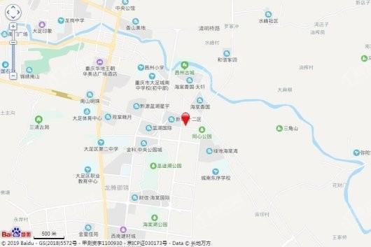东邦棠宁府交通图