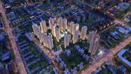 金帝世纪城:2020年6月二、三期交楼。